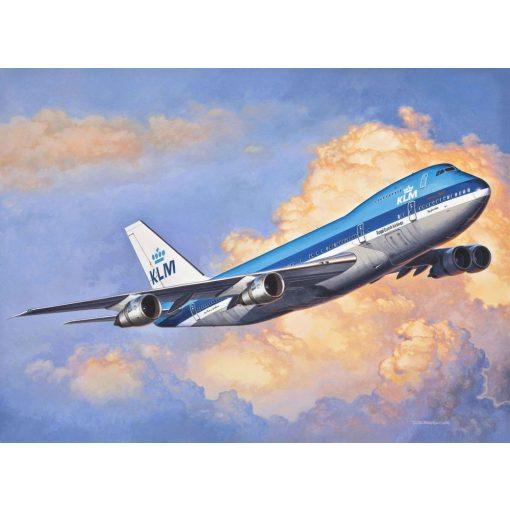 Revell Boeing 747-200 polgári repülő makett 3999