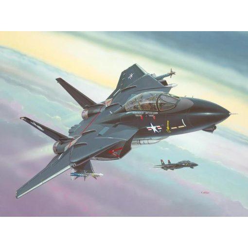 Revell F-14A Black Tomcat repülő makett 4029