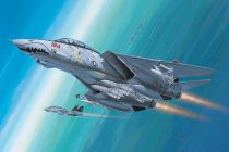 F-14D Super Tomcat repülő makett revell 4049