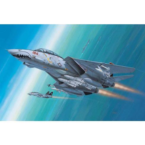 Revell F-14D Super Tomcat repülő makett 4049