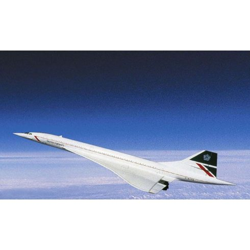 Revell Concorde repülőgép makett 4257