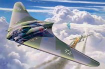 Horten Go 229 katonai repülő makett revell 4312