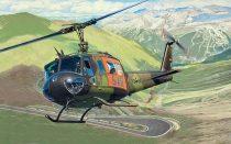 Revell Bell UH-1D 'SAR' helikopter makett 4444