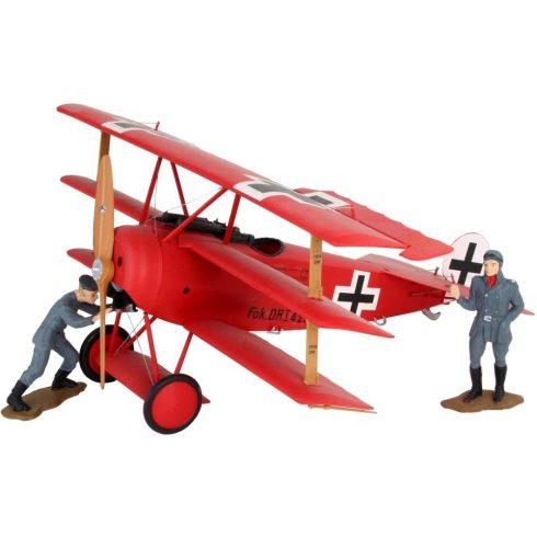 Fokker Dr.1 Manfred von Richthofen repülő makett revell 4744
