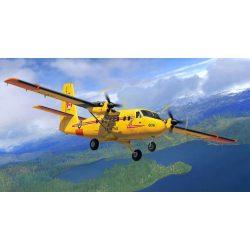 Revell DHC-6 Twin Otter polgári repülőgép makett 4901