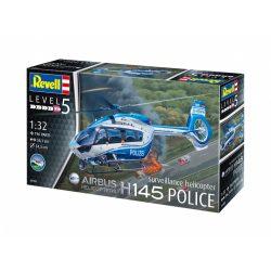 Revell H145 Police helikopter makett 4980