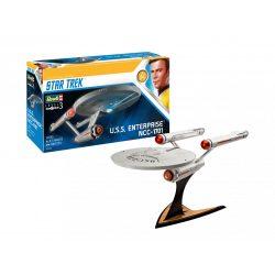 Revell Star Trek U.S.S. Enterprise NCC-1701 (TOS) űrhajó makett 4991