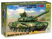 Russian Main Battle Tank T-90 tank makett Zvezda 5020