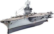 Nuclear Carrier U.S.S. Enterprise hajó makett revell 5046