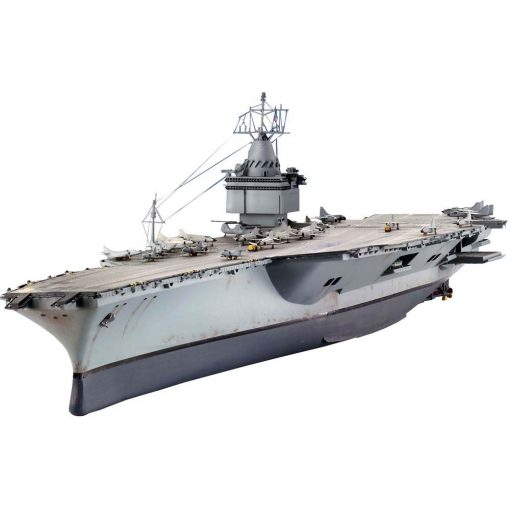 Revell Nuclear Carrier U.S.S. Enterprise hajó makett 5046