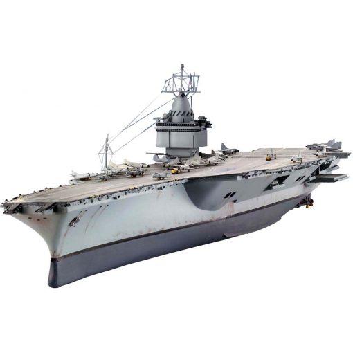 Revell Nuclear Carrier U.S.S. Enterprise hajó makett 5046