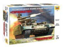 Zvezda BMPT Terminator tank makett 1:72 5046