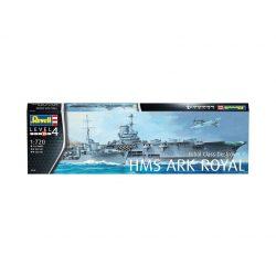 Revell HMS Ark Royal & Tribal Class Destroyer hajó makett 5149