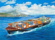 Revell Container Ship COLOMBO EXPRESS hajó makett 5152