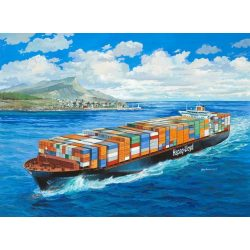 Revell Container Ship COLOMBO EXPRESS hajó makett 5152