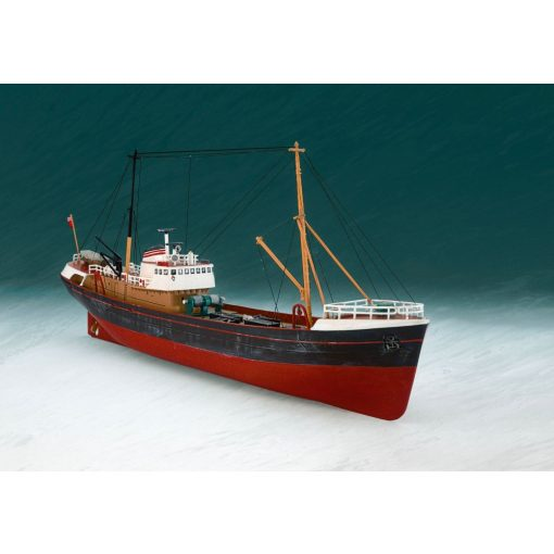 Revell Northsea Fishing Trawler hajó makett 1:142 (5204)