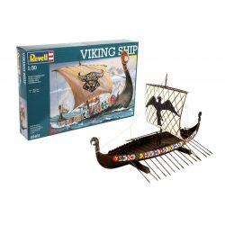 Viking Ship hajó makett revell 5403