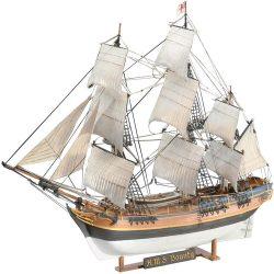 H.M.S. Bounty hajó makett revell 5404