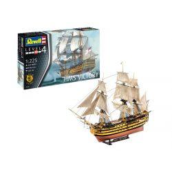 H.M.S. Victory hajó makett revell 5408