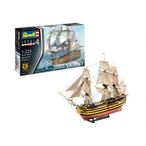 Revell H.M.S. Victory hajó makett 5408