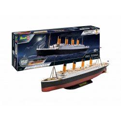 Revell R.M.S Titanic hajó makett (Easy Click system)1:600 5498
