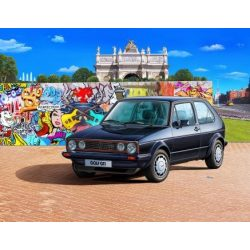 Revell 35 Years of Volkswagen Golf GTI Pirelli autó makett 5694