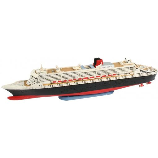Ocean Liner Queen Mary 2 hajó makett revell 5808