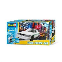 Revell Build & Play - Ford Police Car