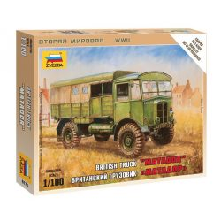 British truck Matador katonai jármű makett Zvezda 6175