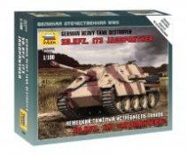 Zvezda SD.KFZ.173 Jagdpanther makett 6183