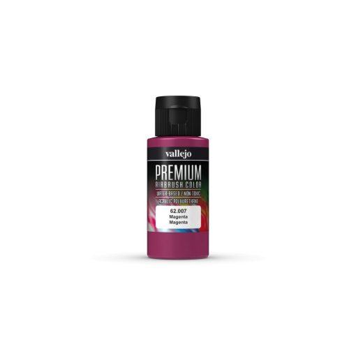 Vallejo Magenta Premium Opaque festék 62007