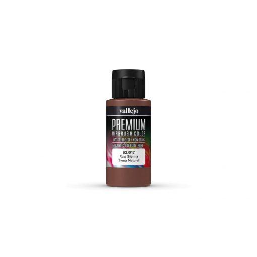 Vallejo Raw Sienna Premium Opaque festék 62017