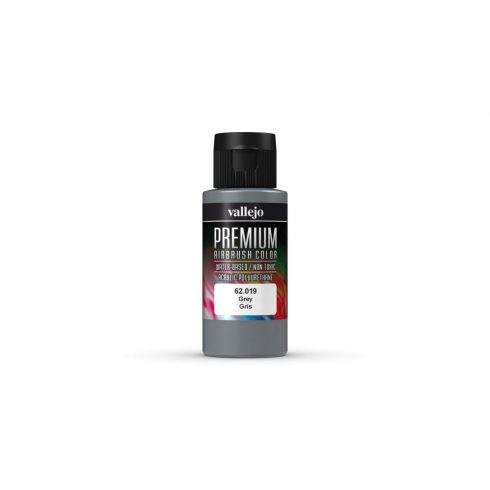 Vallejo Grey Premium Opaque festék 62019