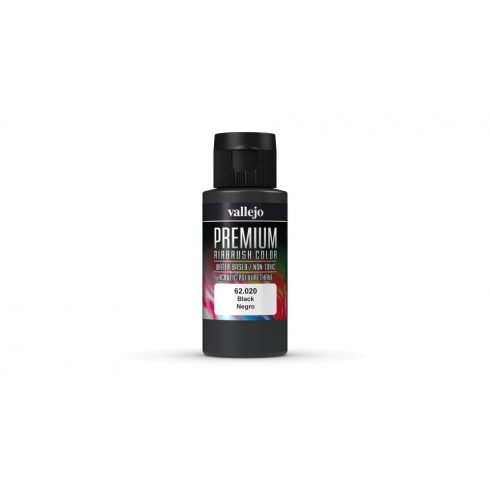 Vallejo Dark Premium Opaque festék 62020