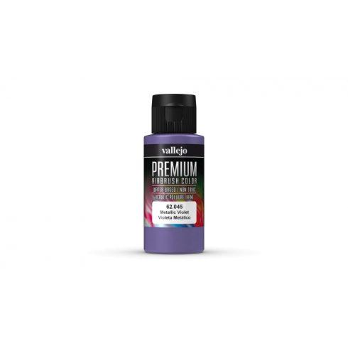 Vallejo Metallic Violet Premium Pearl & Metallics festék 62045