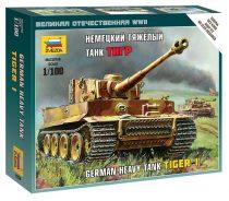 German Heavy Tank Tiger I tank makett Zvezda 6256
