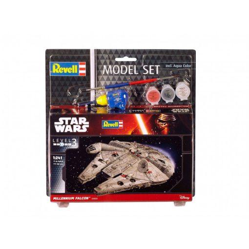 Revell Star Wars szett- Millenium Falcon makett 63600