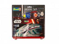 Star Wars szett- X-wing Fighter makett revell 63601