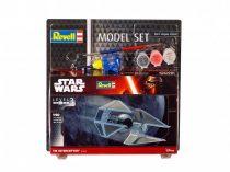 Star Wars szett- TIE Interceptor makett Revell 63603