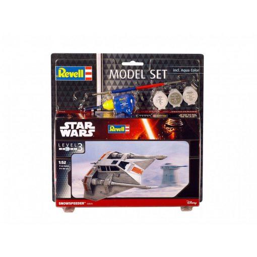 Revell Star Wars szett Snowspeeder makett 63604