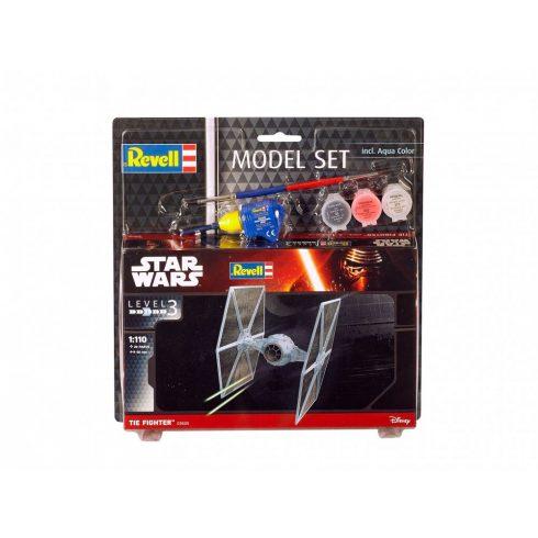 Revell Star Wars szett TIE Fighter makett 63605