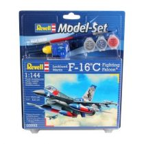 Revell Model Set - Lockheed Martin F-16C Fighting Falcon repülőgép makett