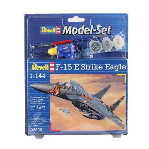 Revell Model Set - F-15E Strike Eagle repülőgép makett 63996