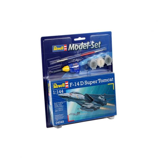 Revell modell szett F-14D Super Tomcat repülőgép makett 64049