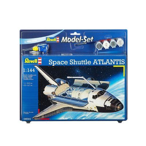 Revell model szett - Space Shuttle Atlantis 1:144 makett 64544