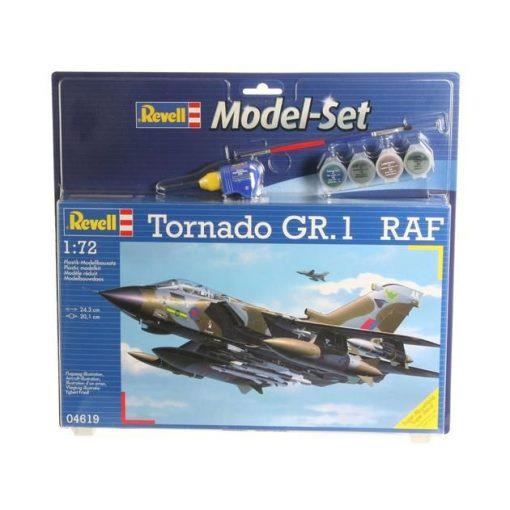 Revell Model Set Tornado GR.1 RAF katonai repülő makett revell 64619