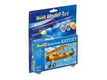 Revell Model Set Stearman Kaydet repülőgép makett