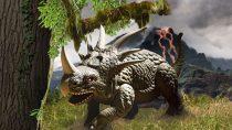 Styracosaurus Dinosaurs makett Revell 6472