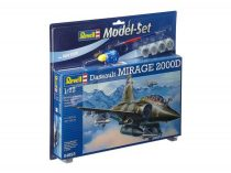 Model Set Mirage 2000D repülő makett revell 64893
