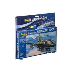 Model Set Mirage 2000D repülő makett revell 64893